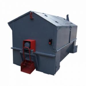 Установка для вторичного перемешивания и выдачи раствора У-342М